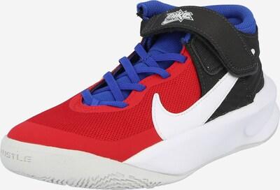 NIKE Calzado deportivo en azul / rojo / negro / blanco, Vista del producto