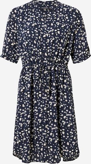 SELECTED FEMME Kleid 'Metha-Damina' in dunkelblau / rot / schwarz / weiß, Produktansicht