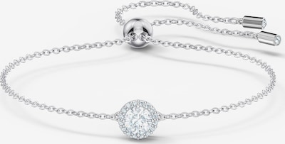 Swarovski Bracelet 'Angelic Round' en argent / transparent, Vue avec produit