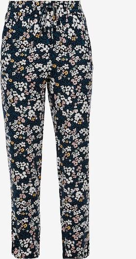 Pantaloni s.Oliver pe marine / petrol / portocaliu / roz / alb, Vizualizare produs