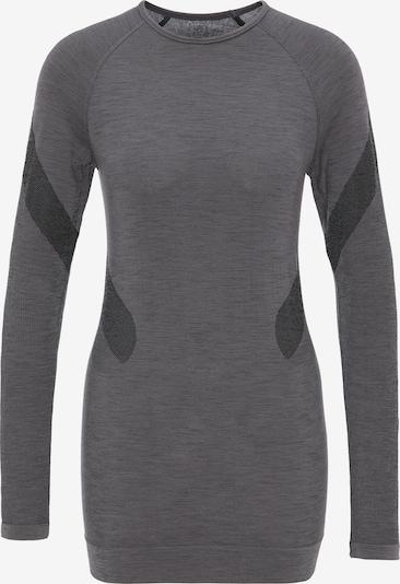 PYUA Functioneel shirt in de kleur Grijs, Productweergave