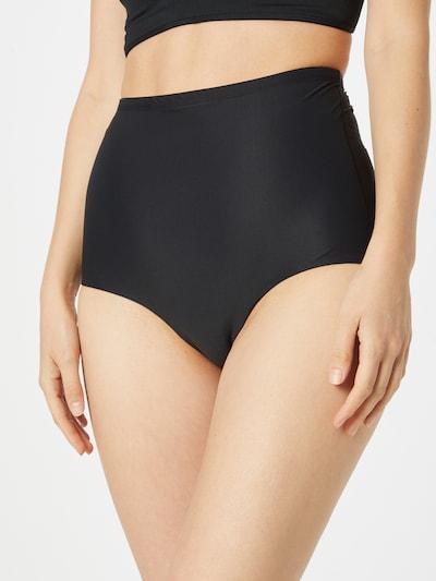 ABOUT YOU Formujúce nohavičky 'Pina' - béžová / čierna, Model/-ka