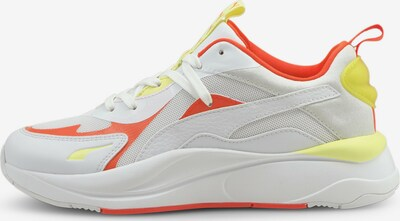 PUMA Sneaker in gelb / orange, Produktansicht