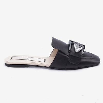 N°21 Mules in 40 in schwarz, Produktansicht