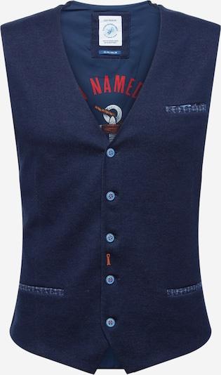 A Fish named Fred Мъжка елек за костюм в нейви синьо, Преглед на продукта