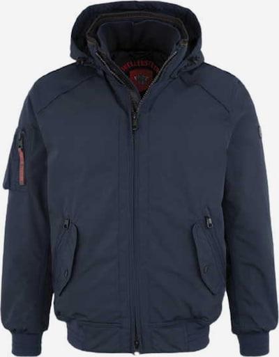 Wellensteyn Klederdrachtjas in de kleur Donkerblauw, Productweergave