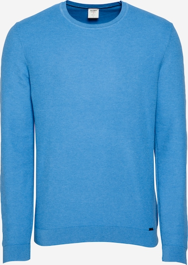 OLYMP Pullover in blau, Produktansicht