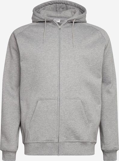 Urban Classics Big & Tall Tepláková bunda - sivá / sivá melírovaná, Produkt