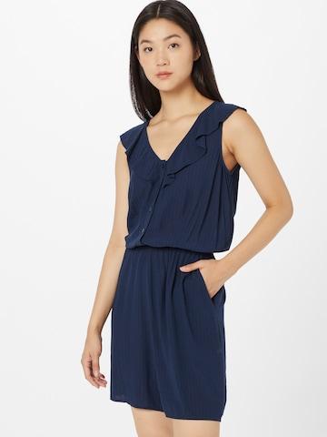 ESPRIT Jumpsuit in Blauw