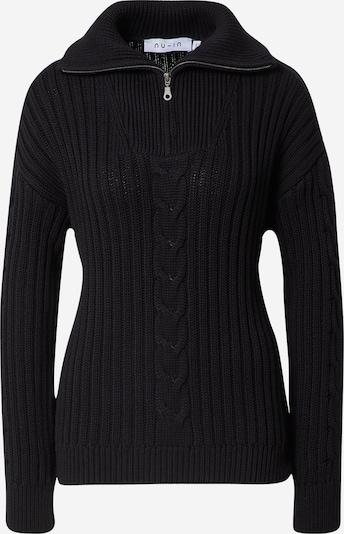 NU-IN Pullover in schwarz, Produktansicht