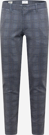 Only & Sons Pantalón chino 'MARK' en azul paloma / rojo pastel, Vista del producto