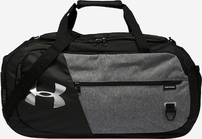 UNDER ARMOUR Bolsa de deporte 'Undeniable Duffel 2.0' en gris moteado / negro / blanco, Vista del producto
