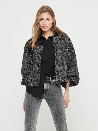ONLY Jacke in schwarz / weiß, Produktansicht