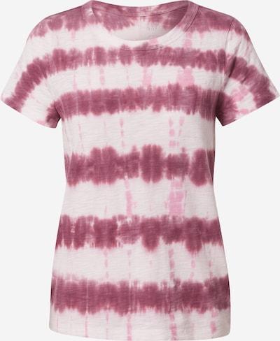 GAP T-shirt en rose / rosé / blanc, Vue avec produit