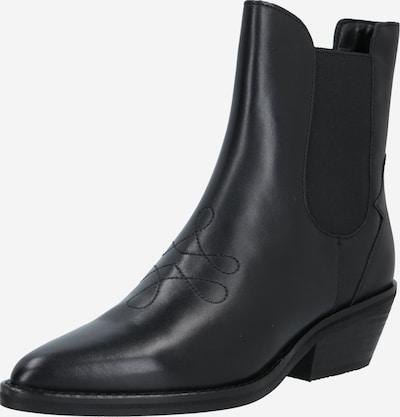 Superdry Stiefel 'Western' in schwarz, Produktansicht