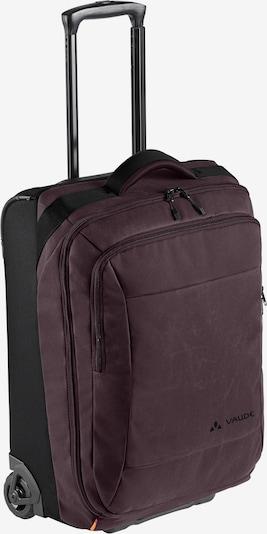 VAUDE Koffer in de kleur Bessen, Productweergave