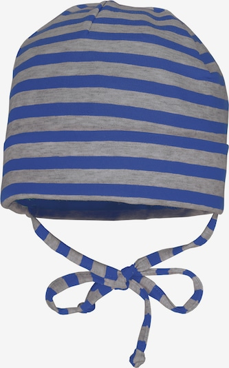 MAXIMO Čiapky - modrá / sivá melírovaná, Produkt