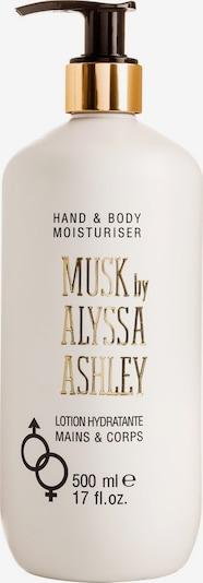 Alyssa Ashley Hand & Body Lotion mit Pumpspender in weiß, Produktansicht
