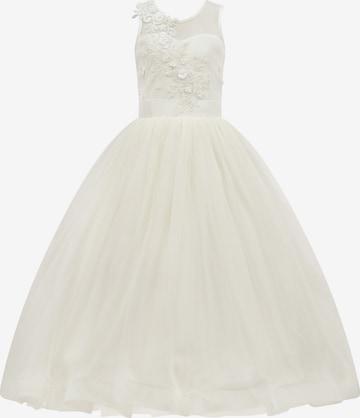 Prestije Kinderkleid in Weiß