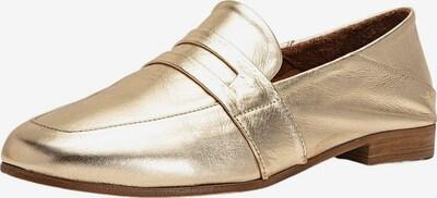 INUOVO Slipper in gold, Produktansicht