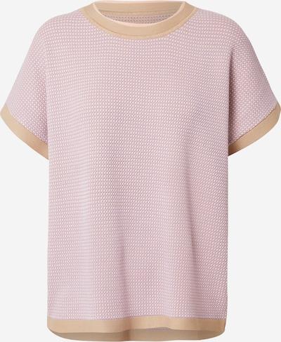 NÜMPH Tričko 'CELESTINE' - kapučíno / ružová, Produkt