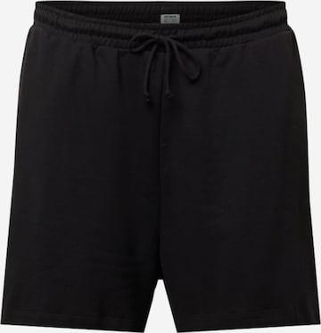 Cotton On Curve Παντελόνι σε μαύρο