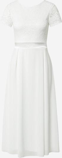 WAL G. Robe en blanc, Vue avec produit