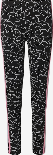 myToys-COLLECTION Leggings in rosé / schwarz / weiß, Produktansicht