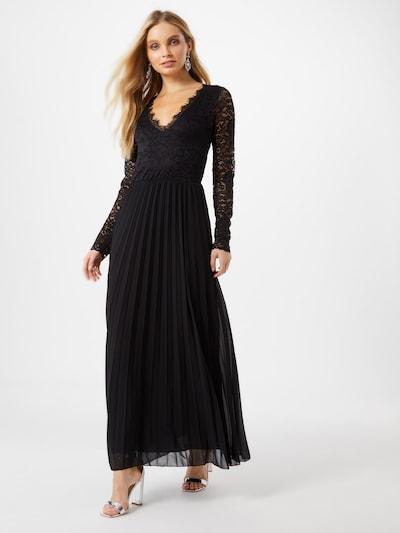 Mela London Večerné šaty - čierna, Model/-ka