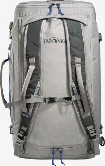 TATONKA Reisetasche 'Duffle Bag' in hellblau / hellgrau / dunkelgrau, Produktansicht