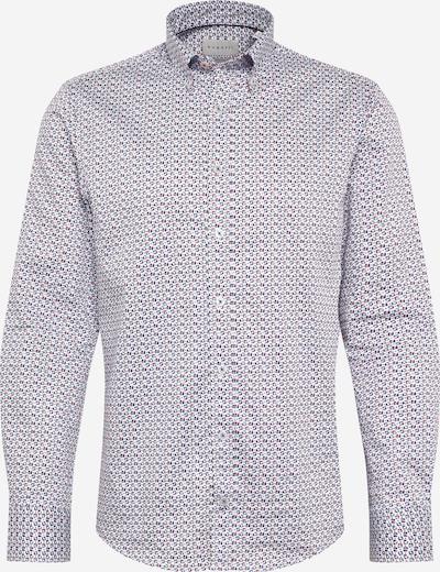 bugatti Koszula w kolorze mieszane kolory / białym, Podgląd produktu