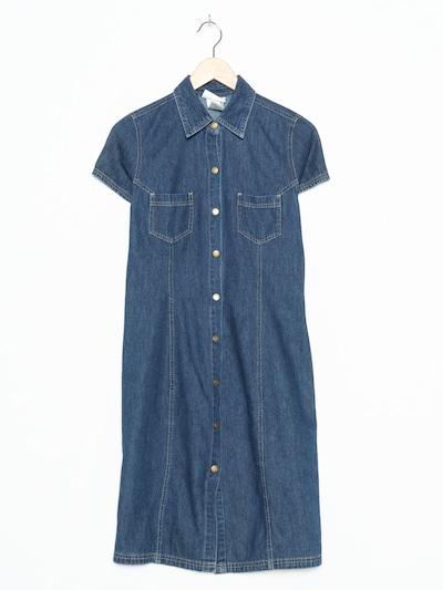 HENNES Kleid in S-M in blue denim, Produktansicht
