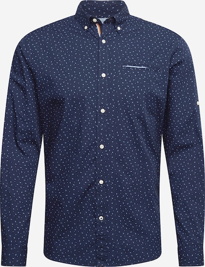 JACK & JONES Košeľa 'JJETHOMAS' - námornícka modrá / nebesky modrá / biela, Produkt