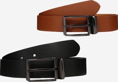 ABOUT YOU Belt 'Gerrit' in Brown / Black, Item view