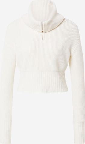 PATRIZIA PEPE Pulóver - fehér