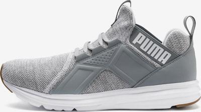 PUMA Chaussure de course 'Enzo Knit' en gris / blanc, Vue avec produit