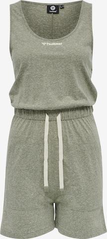 Hummel Jumpsuit 'Zandra' in Groen
