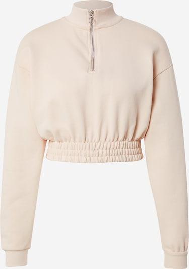 Miss Selfridge Sweatshirt in puder, Produktansicht