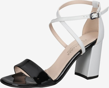 PETER KAISER Strap Sandals in White