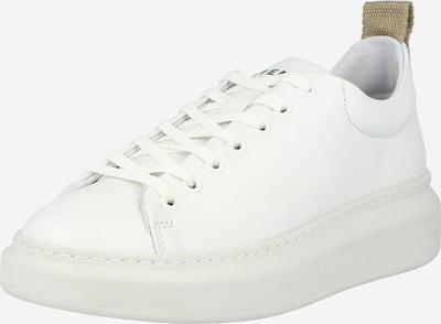 PAVEMENT Baskets basses 'Dee' en beige / blanc, Vue avec produit