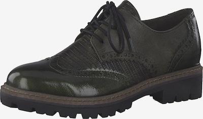 MARCO TOZZI Šnurovacie topánky - tmavozelená, Produkt