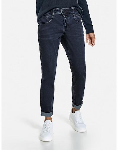 TAIFUN Jeans in blue denim, Modelansicht