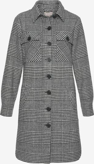TAMARIS Between-Season Jacket in Black / White, Item view