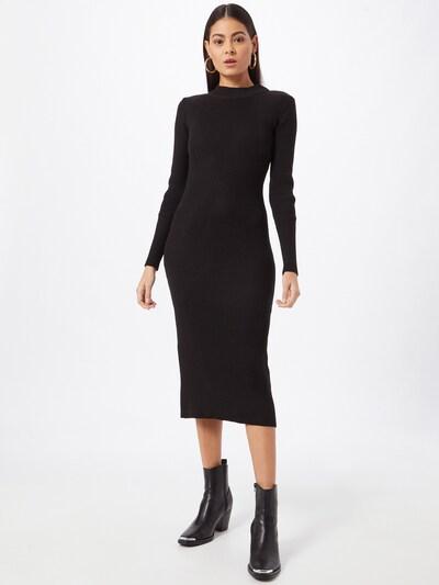 G-Star RAW Плетена рокля в черно, Преглед на модела