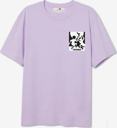 Vertere Berlin T-Shirt 'Vertere Berlin' in lila, Produktansicht