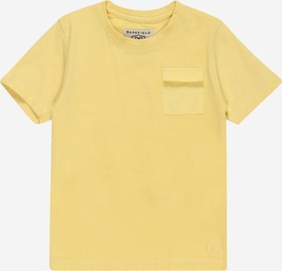 BASEFIELD T-Shirt en jaune, Vue avec produit