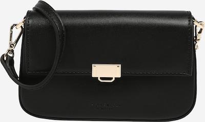 Seidenfelt Manufaktur Umhängetasche 'Lund' in schwarz, Produktansicht