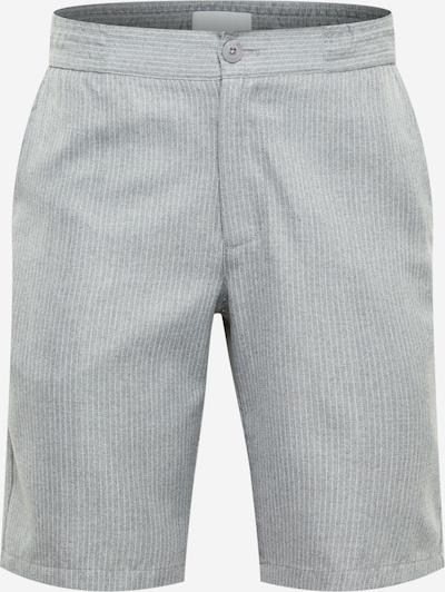 Casual Friday Pantalon 'Pagh' en gris clair / gris chiné, Vue avec produit