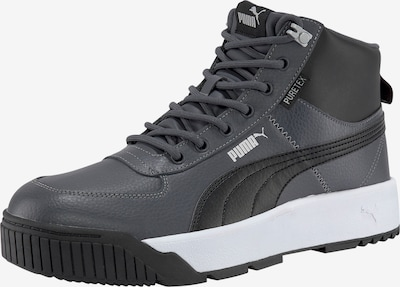 PUMA High-Top Sneakers in Anthracite / White, Item view