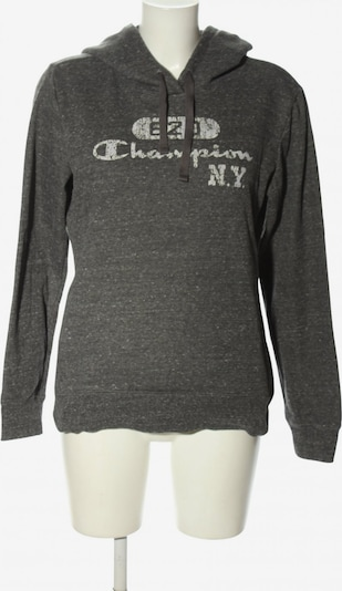 Champion Authentic Athletic Apparel Kapuzensweatshirt in L in hellgrau, Produktansicht